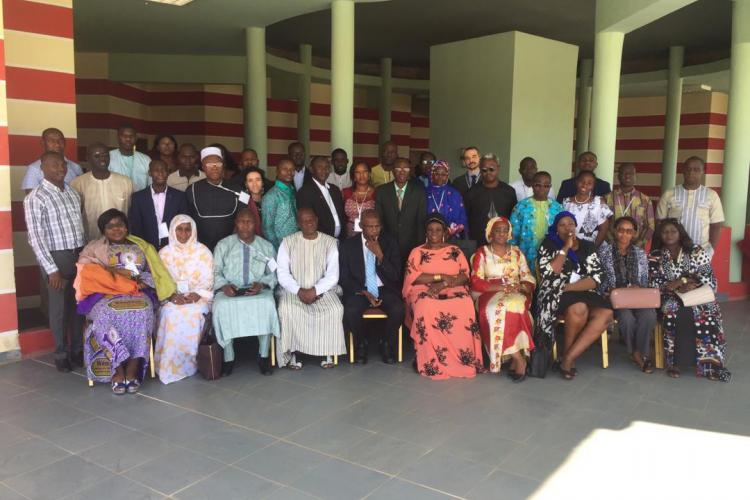 15th WAN Steering Committee at Saly in Senegal