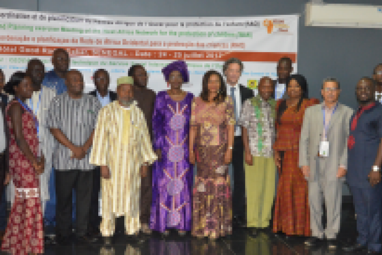 The West Africa Child Protection Network and its membership